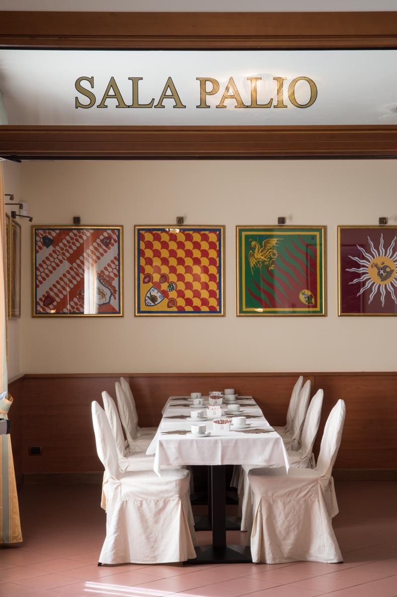 Hotel Athena Siena Restaurant
