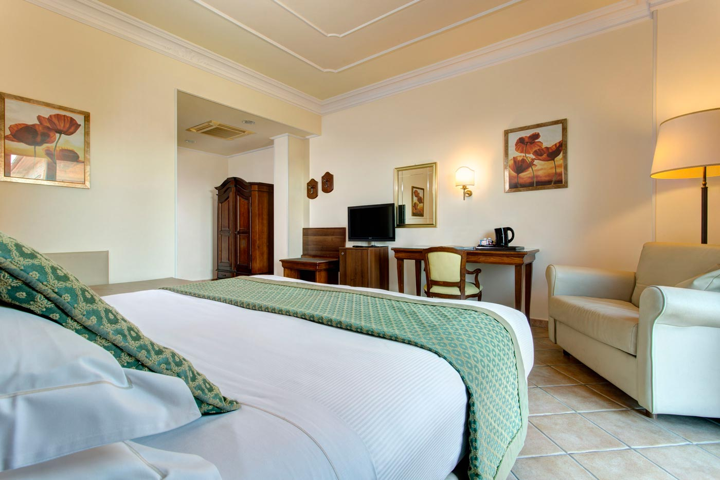 Executive Zimmer in Siena - Hotel Athena Siena – Traumhafter ...