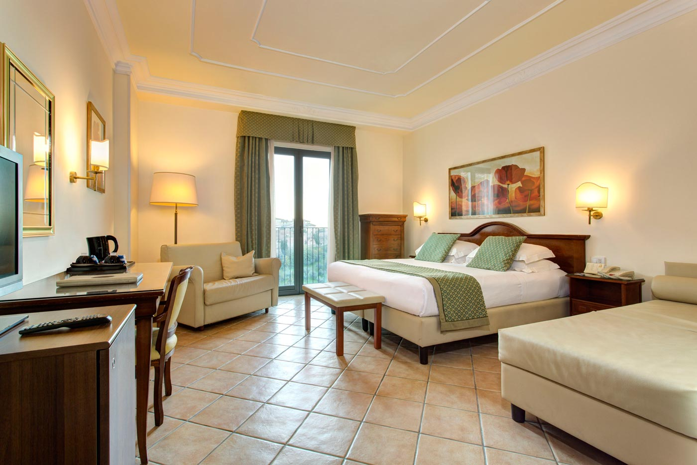 Executive Rooms Hotel Athena Siena Your Dream Holiday