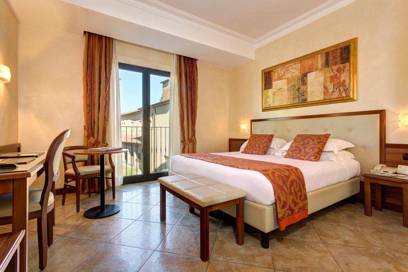 Superior Zimmer in Siena - Hotel Athena Siena – Elegante ...